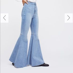 Free people Float Jeans